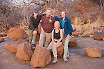 Ty, Ron, Rosemary & Gill