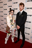 BEVERLY HILLS, CALIFORNIA - MAY 16:  Billie Eilish and Finneas attend the 36th Annual ASCAP Pop Music Awards at The Beverly Hilton Hotel on May 16, 2019 in Beverly Hills, California. (Photo by Frank Micelotta/PictureGroup)