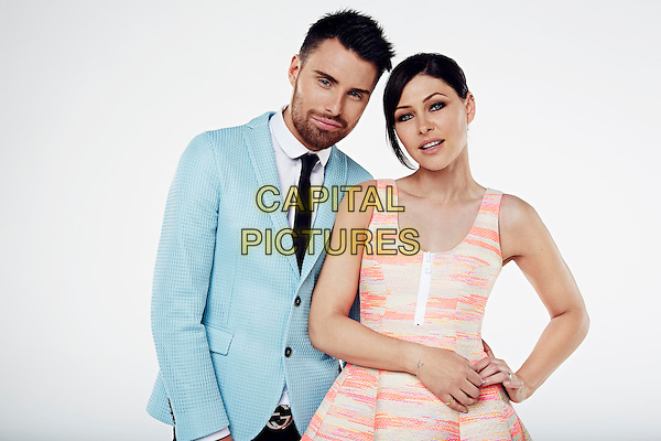 Rylan Clark &amp; Emma Willis (nee Griffiths) in Celebrity Big Brother - Summer 2014<br /> *Editorial Use Only*<br /> CAP/NFS<br /> Image supplied by Capital Pictures