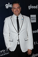 www.acepixs.com<br /> May 6, 2017  New York City<br /> <br /> Ross Mathews attending arrivals at GLAAD Media Awards on May 6, 2017 in New York City.<br /> <br /> Credit: Kristin Callahan/ACE Pictures<br /> <br /> <br /> Tel: 646 769 0430<br /> Email: info@acepixs.com