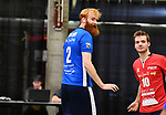 2017-10-28 / Volleybal / Seizoen 2017-2018 / Heren Fixit Kalmthout / Bastiaan Van Deun<br /> <br /> ,Foto: Mpics.be