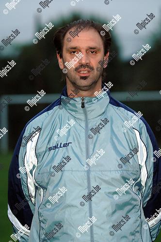 2007-09-04 / Voetbal / Linda Olen / Nico Janssens
