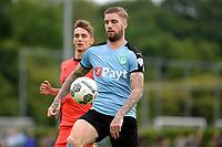 HAREN - Voetbal, FC Groningen - Real Sociedad, voorbereiding seizoen 2017-2018, 02-08-2017,  FC Groningen speler Lars Veldwijk