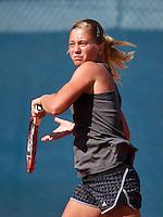 September 03, 2014,Netherlands, Alphen aan den Rijn, TEAN International, Irina Khromacheva (RUS)<br /> Photo: Tennisimages/Henk Koster