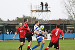 Redbridge FC v Oxford City 12 Nov 2011 FA Cup 1R