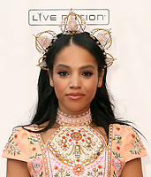 SANTA MONICA - JUNE 1: Bianca Lawson attends the 3rd Annual Wearable Art Gala at Barker Hangar on June 1, 2019 in Santa Monica, California. (Photo by Willy Sanjuan/PictureGroup)