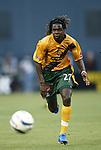 19 May 2004: Joseph Ngwenya during the first half. Los Angeles Galaxy defeated DC United 4-2 at RFK Stadium in Washington, DC during a regular season Major League Soccer game..