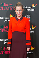 "Cecilia Freire attend the Premiere of the movie ""El club de los incomprendidos"" at callao Cinema in Madrid, Spain. December 1, 2014. (ALTERPHOTOS/Carlos Dafonte) /NortePhoto<br />