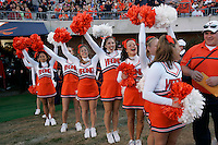 UVa football vs. GT 27-17 victory. 11/12/05. Photo/ Andrew Shurtleff