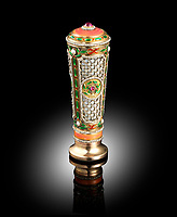 Fabulous Faberge - Parasol handle sells for £75,000.
