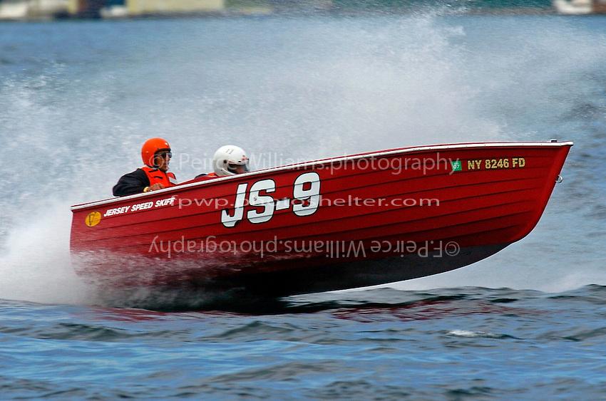 JS-9 (Jersey Speed Skiff)