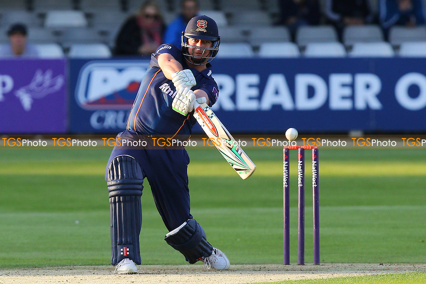 Jesse Ryder hits out for the Essex Eagles - Essex Eagles vs Shepherd Neame Essex League XI - T20 Cricket Friendly Match at the Essex County Ground, Chelmsford, Essex - 13/05/15 - MANDATORY CREDIT: Gavin Ellis/TGSPHOTO - Self billing applies where appropriate - contact@tgsphoto.co.uk - NO UNPAID USE
