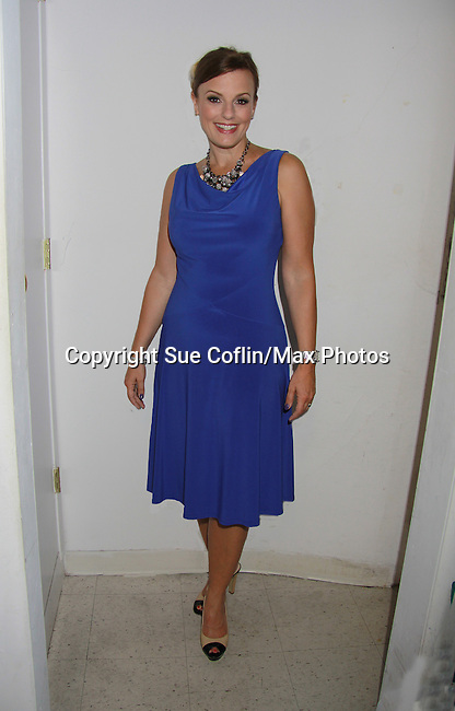 As The World Turns Yvonne Perry on set of Empire The Series films on June 3, 2012 in New York, New York. (Photo by Sue Coflin/Max Photos)