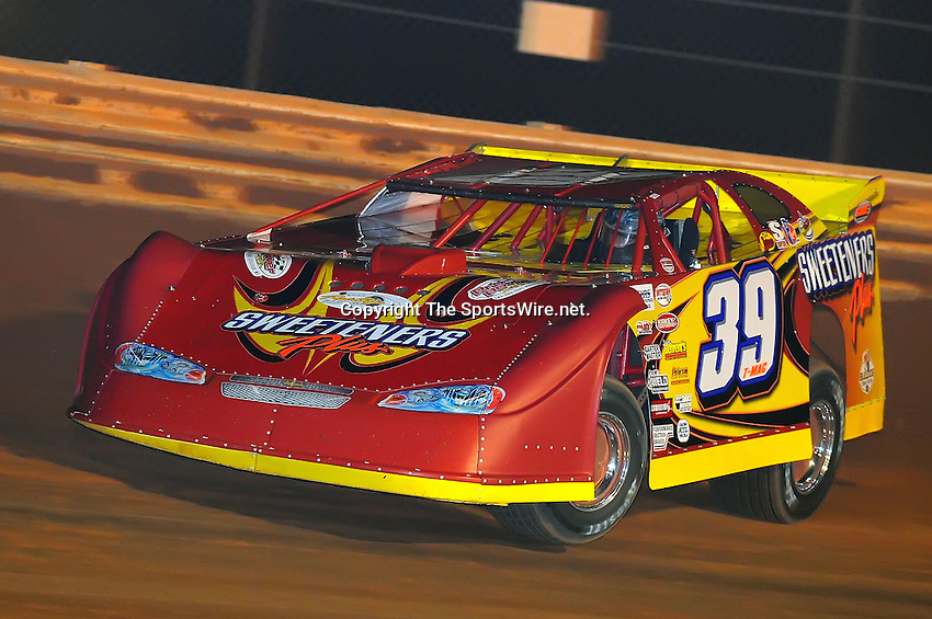 Jan 28, 2010; 6:57:56 PM; Waynesville, GA., USA; The Southern All Stars Racing Series running The Super Bowl of Racing VI at Golden Isles Speedway.  Mandatory Credit: (thesportswire.net)