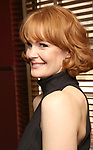 Kate Baldwin attends the The Robert Whitehead Award presented to Mike Isaacson at Sardi's on May 10, 2017 in New York City.