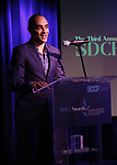 Saheem Ali  during The Third Annual SDCF Awards at The The Laurie Beechman Theater on November 12, 2019 in New York City.
