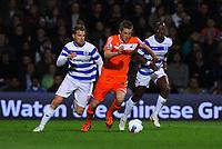 2012 04 11 Premiership, Queens Park Rangers v Swansea City, Loftus Road Stadium, London, UK