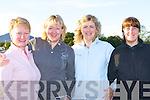 Bridget McGuire, Carol Hogan, Joan O'Sullivan and Mary Nash Killarney at the charity walk in aid of MS from Kenmare to Killarney on Sunday.   Copyright Kerry's Eye 2008