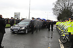State funeral DG Adrian Donohoe