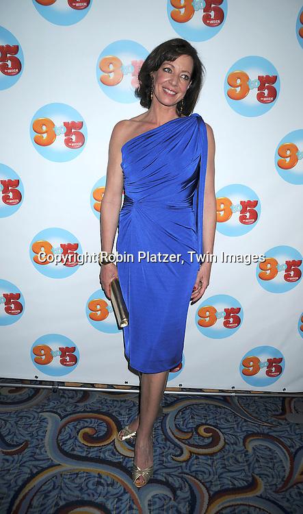 Allison Janney in Tadashi Dress