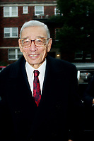 Montreal, October 17, 2000 File Photo -<br /> Secretary of the Francophone agency and former United Nations General Secretary ;  Boutros Boutros-Ghalli was in Montreal on October 17, 2000 for the opening of the Francophone Inter Universities Agency.