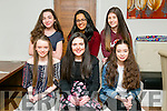 Molly Clifford, Tralee celebrating her 16th birthday with friends at La Scala on Monday pictured front l-r Róisín Moriarty, Molly Clifford, Shauna McElligott Back l-r Sally O'Hara, Zara Riaz and  Michaela Ryan
