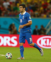 Sokratis Papastathopoulos of Greece
