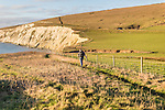 2014-12-30 - Walk from Freshwater Bay to Compton