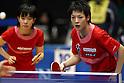 Kenta Matsudaira, JANUARY 20, 2011 - Table Tennis : All Japan Table Tennis Championships, Mix Doubles at Tokyo Metropolitan Gymnasium, Tokyo, Japan. (Photo by Daiju Kitamura/AFLO SPORT) [1045]..