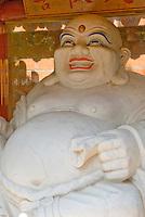Buddist Temple, Steveston, British Columbia, Canada.