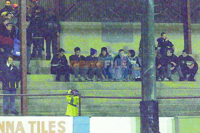 Kids at drogheda match.Pic Fran Caffrey Newsfile
