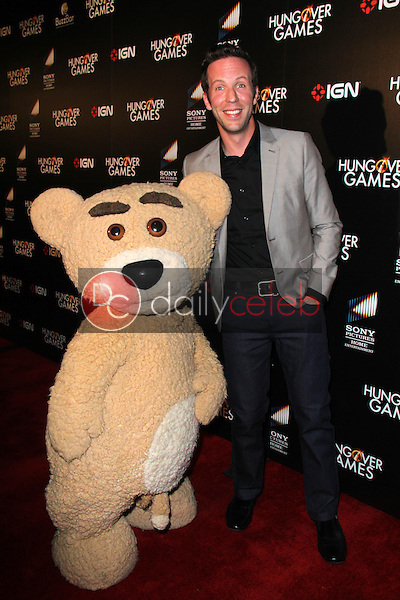 Ben Begley<br /> at &quot;The Hungover Games&quot; Premiere, TCL Chinese 6, Hollywood, CA 02-11-14<br /> David Edwards/Dailyceleb.com 818-249-4998