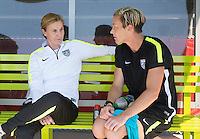 USWNT Training, July 3, 2015