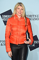 Meredith Ostrum at the launch party for Skate at Somerset House, London, UK. <br /> 14 November  2017<br /> Picture: Steve Vas/Featureflash/SilverHub 0208 004 5359 sales@silverhubmedia.com