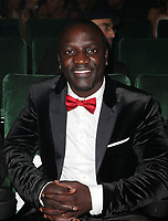 HOLLWOOD, CA - October 08: Akon, At 4th Annual CineFashion Film Awards_Inside At On El Capitan Theatre In California on October 08, 2017. Credit: FayeS/MediaPunch