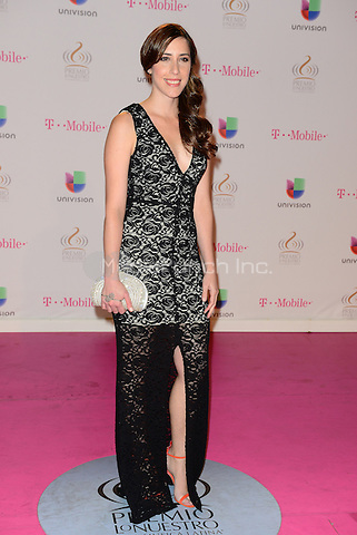 MIAMI, FL - FEBRUARY 19: Mariana Vega attends the 2015 Premio Lo Nuestros Awards red carpet arrivals at American Airlines Arena on February 19, 2015 in Miami, Florida. Credit: MPI10 / MediaPunch