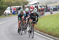 Picture by Alex Whitehead/SWpix.com - 10/09/2017 - Cycling - OVO Energy Tour of Britain - Stage 8, Worcester to Cardiff - Dimension Data, the break.