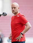 Rouven Schroeder (Vorstand Sport, Mainz)<br /><br />Sport: Fussball: 1. Bundesliga:: nphgm001:  Saison 19/20: 33. Spieltag: 1. FSV Mainz 05 vs SV Werder Bremen 20.06.2020<br /> DFL REGULATIONS PROHIBIT ANY USE OF PHOTOGRAPHS AS IMAGE SEQUENCES AND OR QUASI VIDEO<br />EDITORIAL USE ONLY<br />NATIONAL AND INTERNATIONAL NEWS AGENCIES OUT