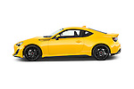 Car Driver side profile view of a 2015 Scion FR-S Release 2 Door Coupe Side View
