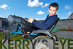 Chulainn Lewis-Lavery from Moyvane who is on the mend after a miracle operation to lengthen his leg.   Copyright Kerry's Eye 2008