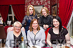 Enjoying a girls night out at Cassidy's on Friday were front l-r Eileen Sugrue, Linda Cray, Aisling O Brien. Back l-r Mary Sugrue and Heather Sugrue