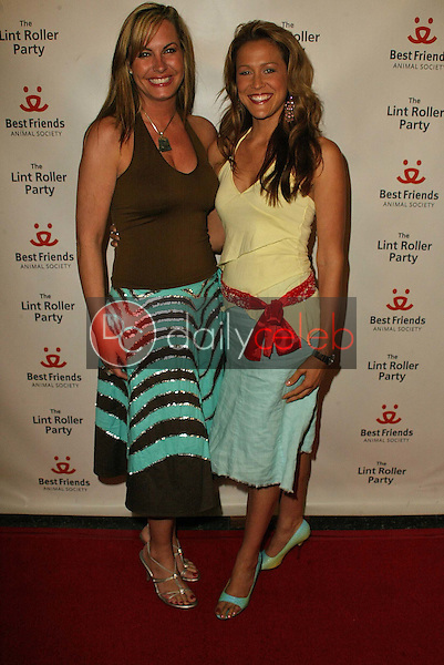 Kristen Kirchner and Stephanie Myers<br /> at the 2005 Annual Lint Roller Party by Best Friends Animal Society, Hollywood Roosevelt Hotel, Hollywood, CA 05-06-05<br /> David Edwards/DailyCeleb.Com 818-249-4998