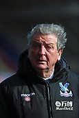 17th March 2018, The John Smiths Stadium, Huddersfield, England; EPL Premier League football, Huddersfield Town versus Crystal Palace; Roy Hodgson Manager of Crystal Palace