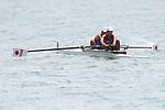 Yoshihiro Otsuka &  Yuta Takano (JPN), <br /> AUGUST 19, 2018 - Rowing : <br /> Men's pair  Heat <br /> at Jakabaring Sport Center Lake <br /> during the 2018 Jakarta Palembang Asian Games <br /> in Palembang, Indonesia. <br /> (Photo by Yohei Osada/AFLO SPORT)