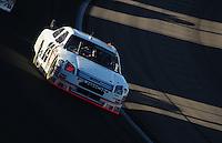 Mar 2, 2008; Las Vegas, NV, USA; NASCAR Sprint Cup Series driver Travis Kvapil during the UAW Dodge 400 at Las Vegas Motor Speedway. Mandatory Credit: Mark J. Rebilas-US PRESSWIRE