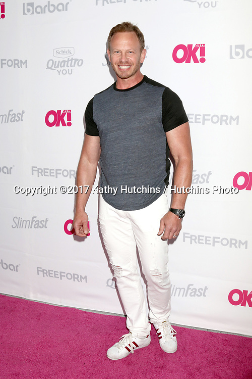 LOS ANGELES - MAY 17:  Ian Ziering at the OK! Magazine Summer Kick-Off Party at the W Hollywood Hotel on May 17, 2017 in Los Angeles, CA