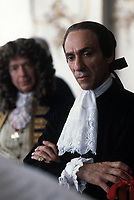 Amadeus (1984) <br /> F. Murray Abraham &amp; Jonathan Moore<br /> *Filmstill - Editorial Use Only*<br /> CAP/KFS<br /> Image supplied by Capital Pictures