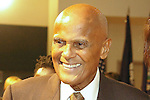 Music legend and activist, Harry Belafonte at the John Jay Justice Award ceremony, April 5 2011.