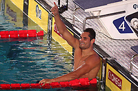 Florent Manaudou ENERGY STANDARD Men's 50m Freestyle Skin Race<br /> Napoli 13-10-2019 Piscina Felice Scandone <br /> ISL International Swimming League <br /> Photo Cesare Purini/Deepbluemedia/Insidefoto