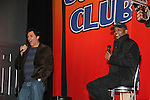 Vincent Irizarry & Darnell Williams - All My Children actors came to see fans on November 21, 2009 at Uncle Vinnie's Comedy Club at The Lane Theatre in Staten Island, NY for a VIP Meet and Greet for photos, autographs and a Q & A on stage. (Photo by Sue Coflikn/Max Photos)